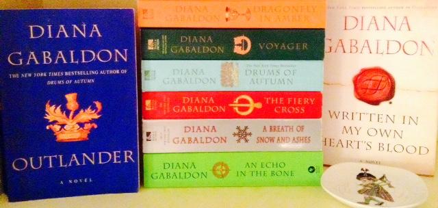 Outlander All Books