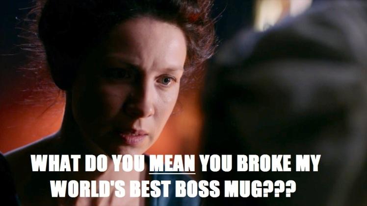 Claire Best Boss