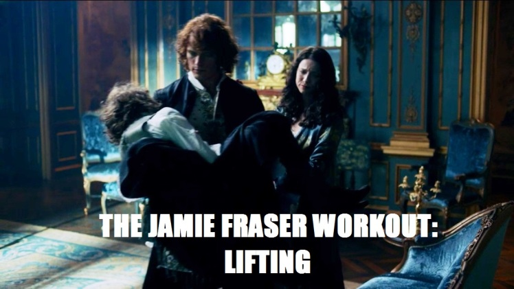 Jamie Lifting
