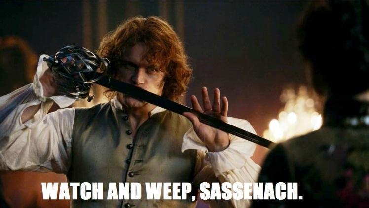 Jamie Sword Weep