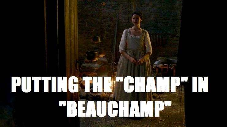Claire Champ