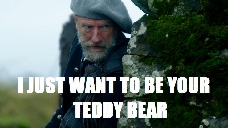 Dougal Teddy Bear