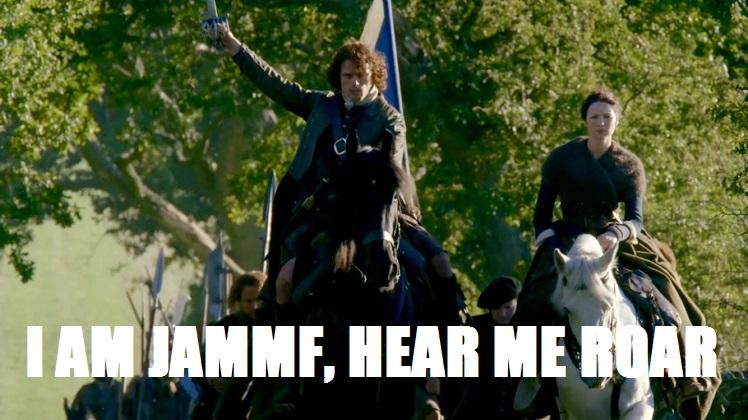 JAMMF roar