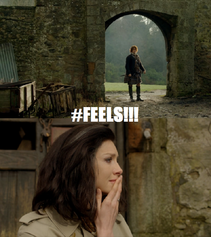 213 Jamie Claire Lallybroch