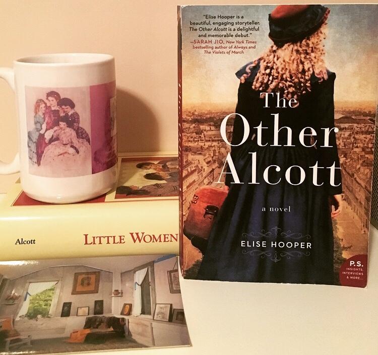 A Novel The Other Alcott